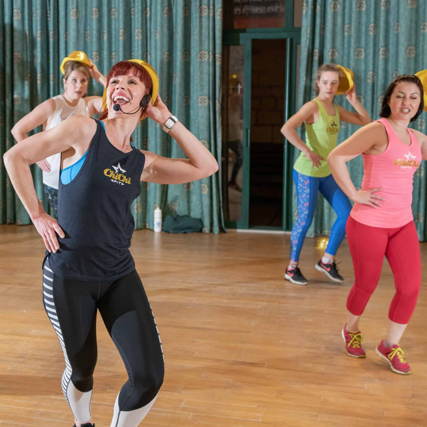 Gold Hat Routine from A Chorus Line