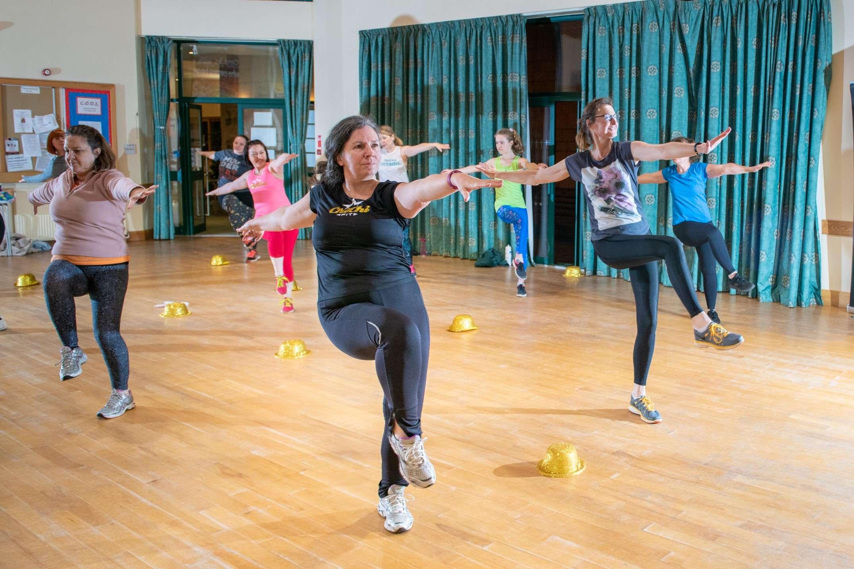 Lower intesity and lower impact exercise